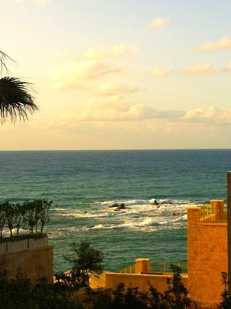 Imagine din orasul vechi, Old Jaffa