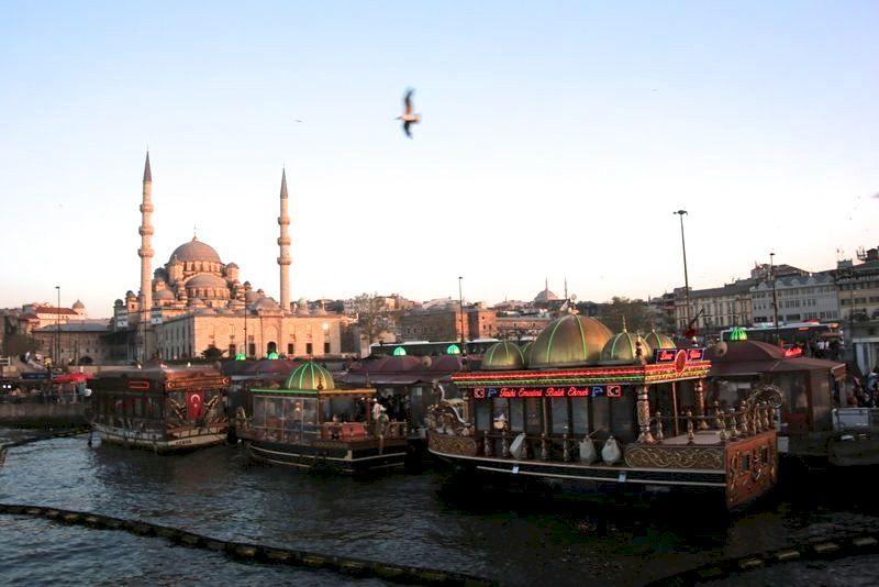 Culori si arome din Istanbul