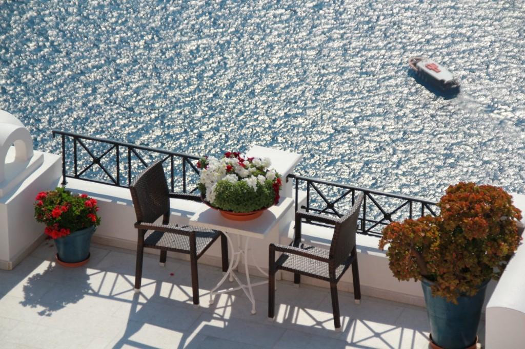 Fira, Santorini. Foto: Radu Coman