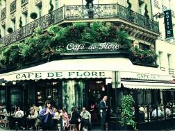 Cafe de Flore. Foto: Radu Coman