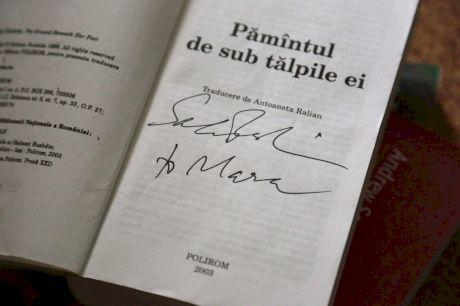 Rushdie to Mara