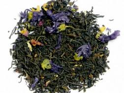 Ceai cu petale de violete