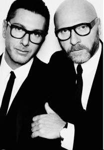 Domenico Dolce and Stefano Gabbana. Foto: Dolce&Gabbana