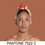 angelica Dass Pantone 7522C