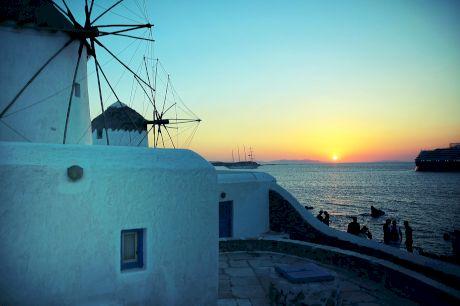Fotografii din Mykonos