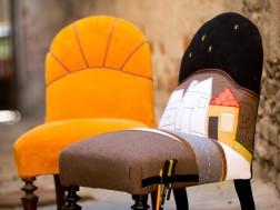 Colectia de scaune Life of a Dream semnata de Irina Neacsu