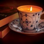 ceasca lumanare cup&candle