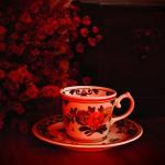 ceasca lumanare eco cup&candle