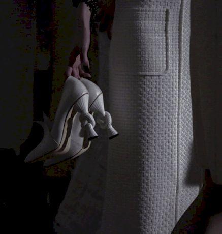 Pantofi Chanel innodati in colectia Cruise 2014
