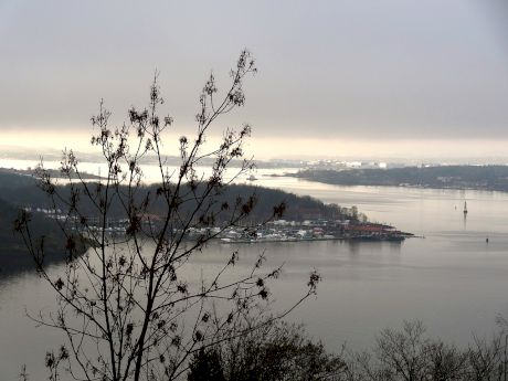 Parcul Ekeberg sau padurea norvegiana