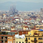 panorama din barcelona