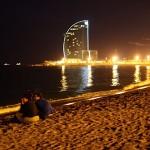 plaja din barceloneta