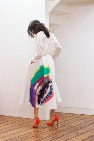 Arta in noile colectii de fashion