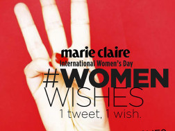 #womenwhises marie claire