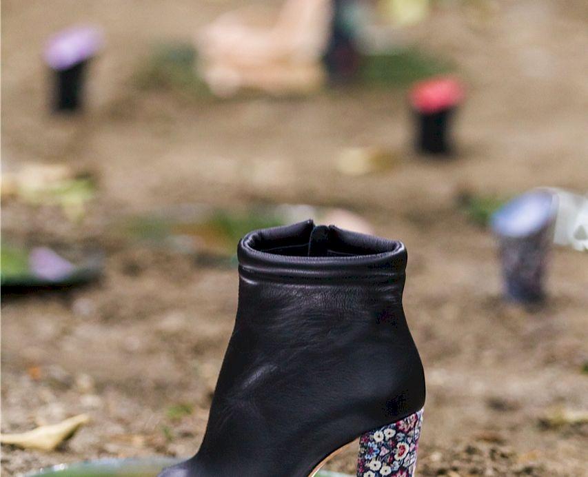 Noua colectie de pantofi Mihaela Glavan - primavara 2015