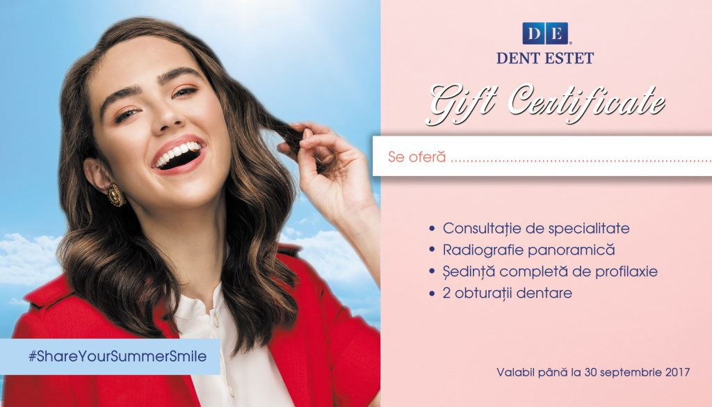Voucher Dent Estet