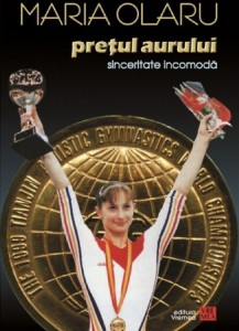 carte gimnasta Maria Olaru