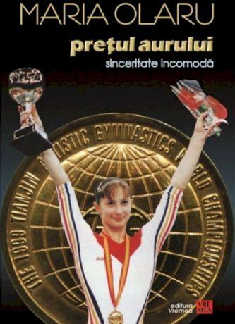 Ce n-am putut să uit din cartea gimnastei Maria Olaru