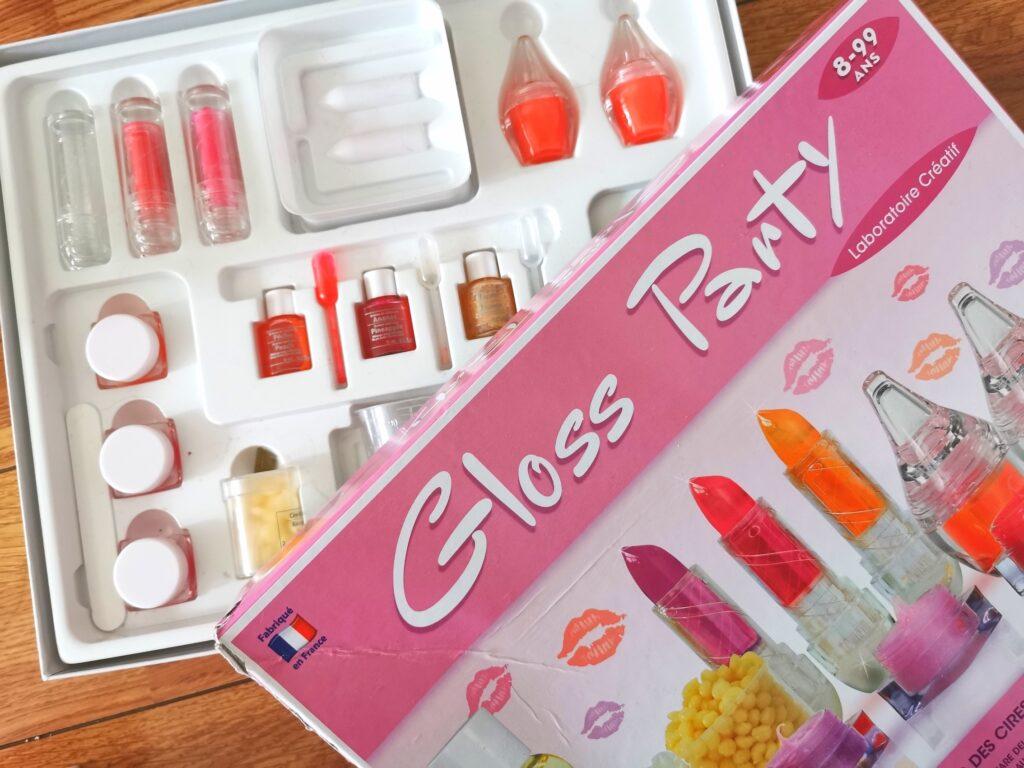 set creatie gloss
