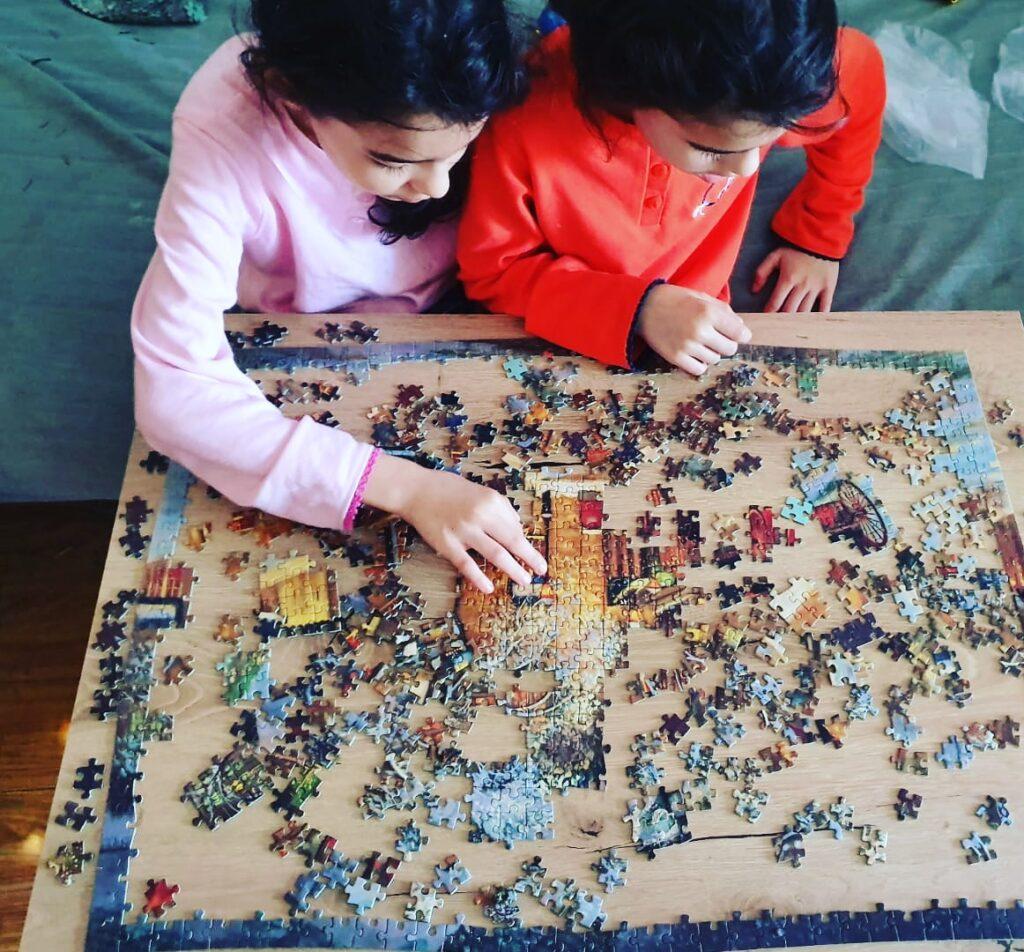 copii puzzle