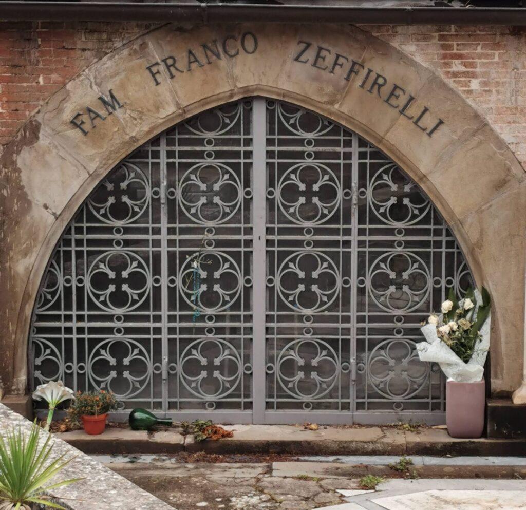 zeffirelli cimitir Florenta